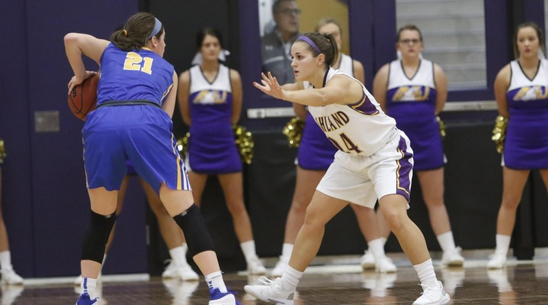 No. 1 Ashland Women Open GLIAC Play With Home Victory