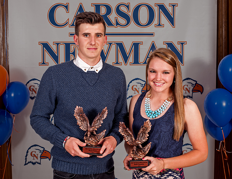 Frame, Hensley named Athletes of the Year at Inaugural Frosty Awards