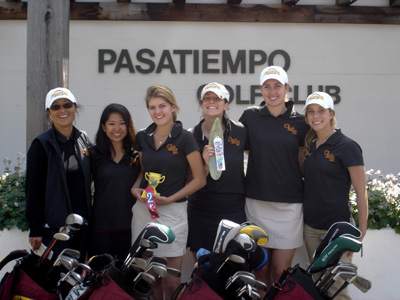 Athenas Finish Third At UC Santa Cruz Invitational