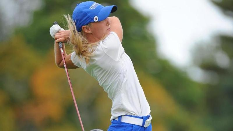Senior Ella Williams Named Northeast Conference Co-Golfer of the Week