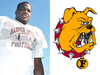 Prep lineman James Patrick has inked with the Bulldogs (Photo courtesy C&G Newspapers - www.candgnews.com)