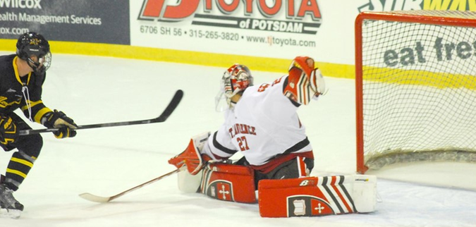 Hayton Sets Shutout Record in Win Over No. 6 Quinnipiac