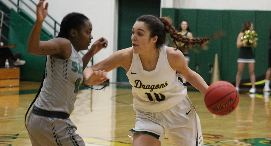 Aida Martin had 7 points with 4 assists and 3 steals in Tiffin's win.