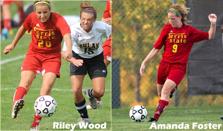 Two Women's Soccer Players Tabbed As All-Region Honorees