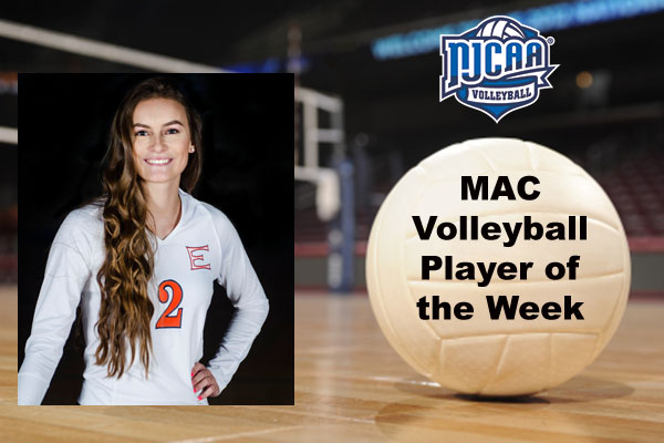 MAC Volleyball Player of the Week (Oct. 15-21)