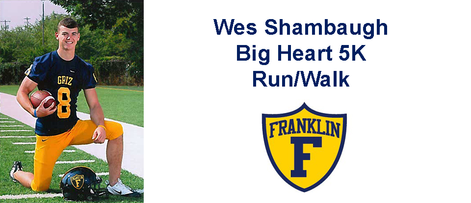 Registration Open for 2017 Wes Shambaugh Big Heart 5K