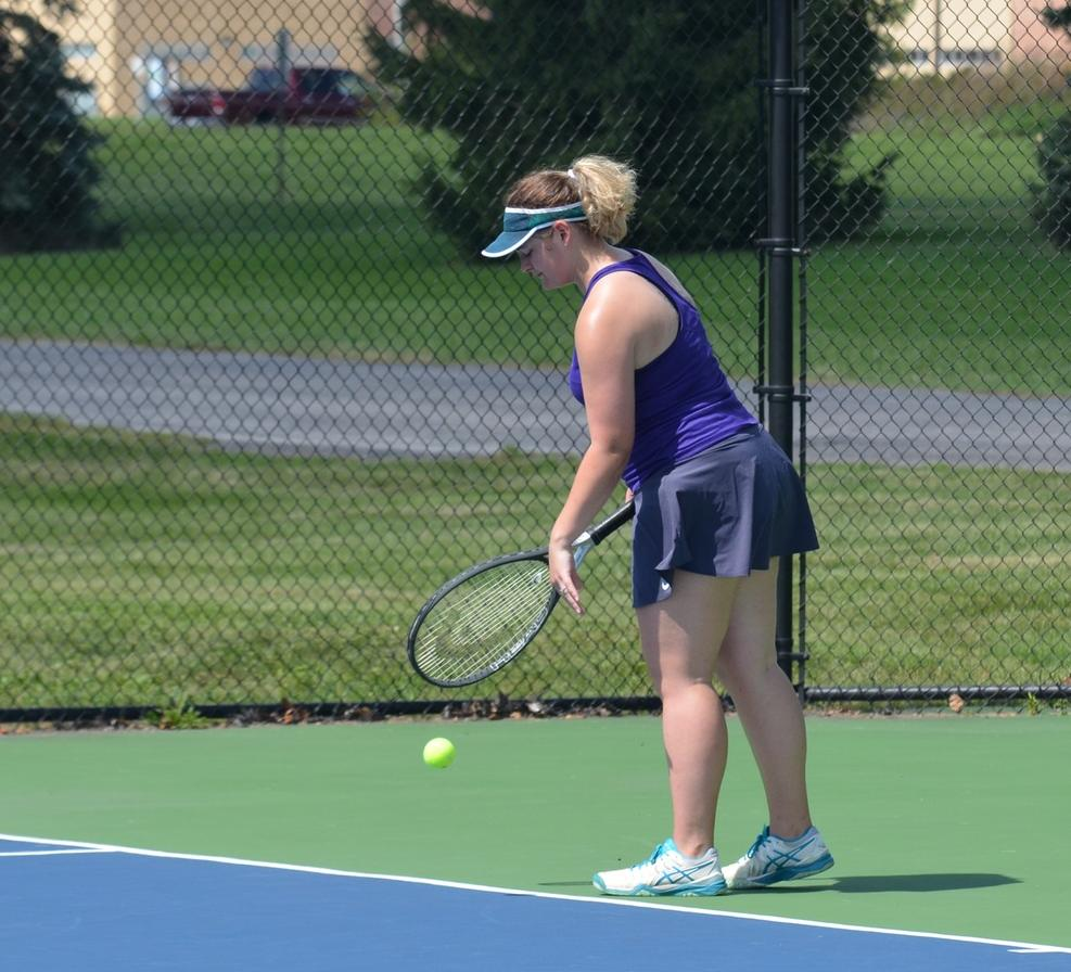 Women's Tennis Finishes Busy Weekend with Loss at Rose-Hulman