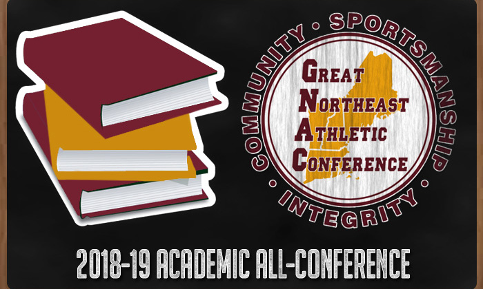 Regis Places Over 100 on GNAC Academic All-Conference Team