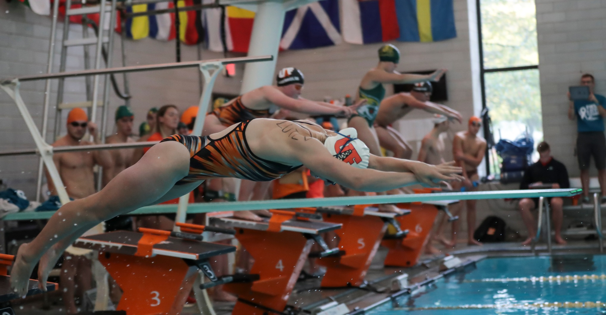 Oilers Finish Day 2 of Calvin College Invite