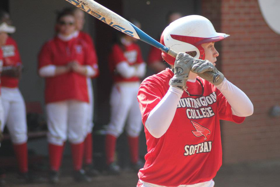 Huntingdon softball drops two games in Roanoke Valley Softball Bash