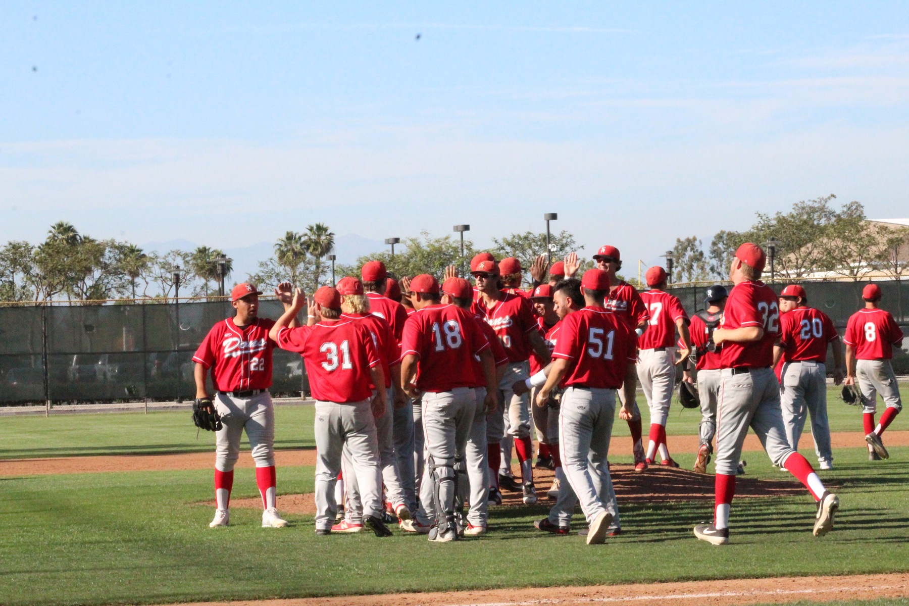 Dons Baseball Grabs No. 9 Seed, Play at Mt. SAC for CCCAA SoCal Regionals