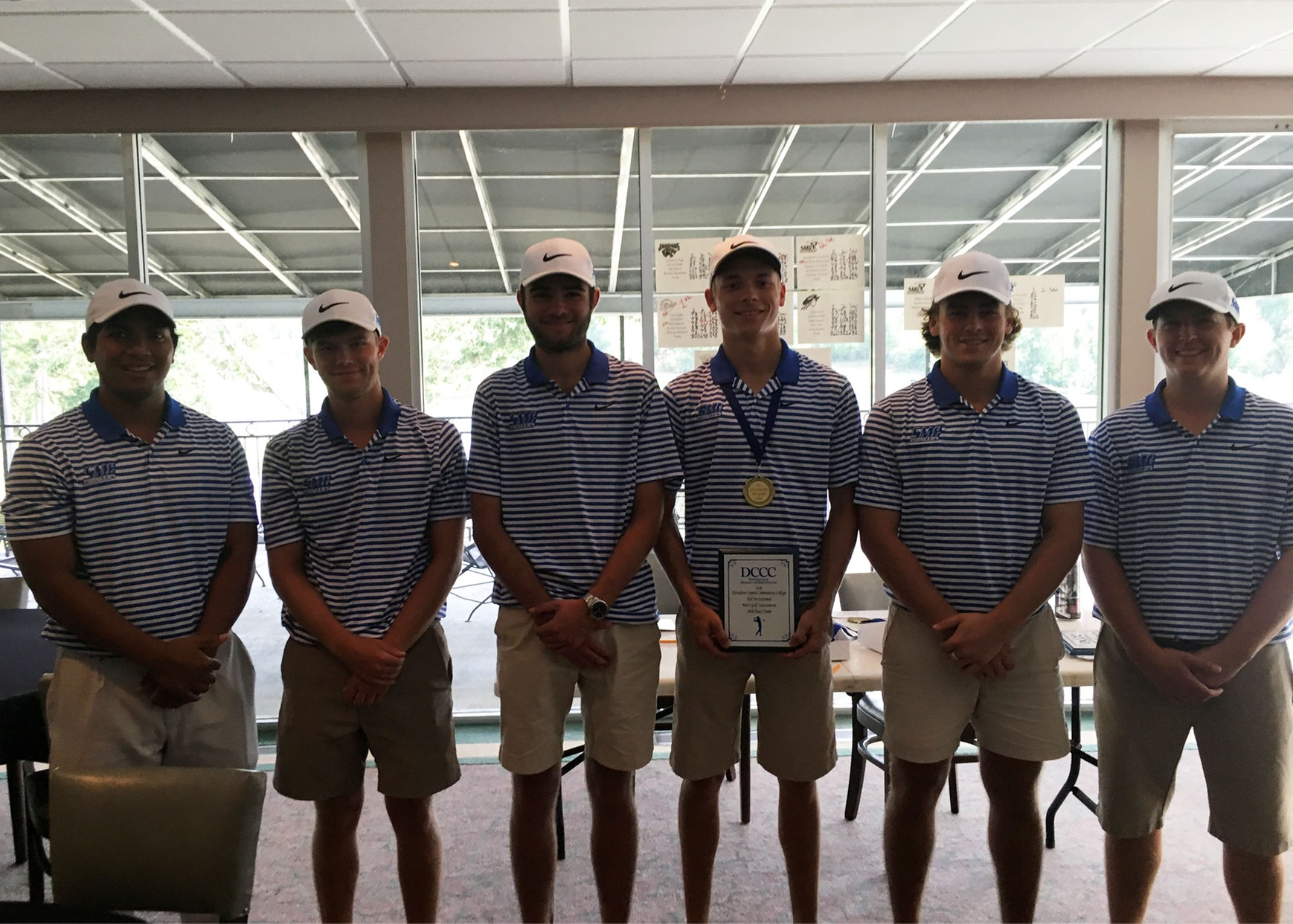 Men's Golf Places 2nd at Davidson County Invite