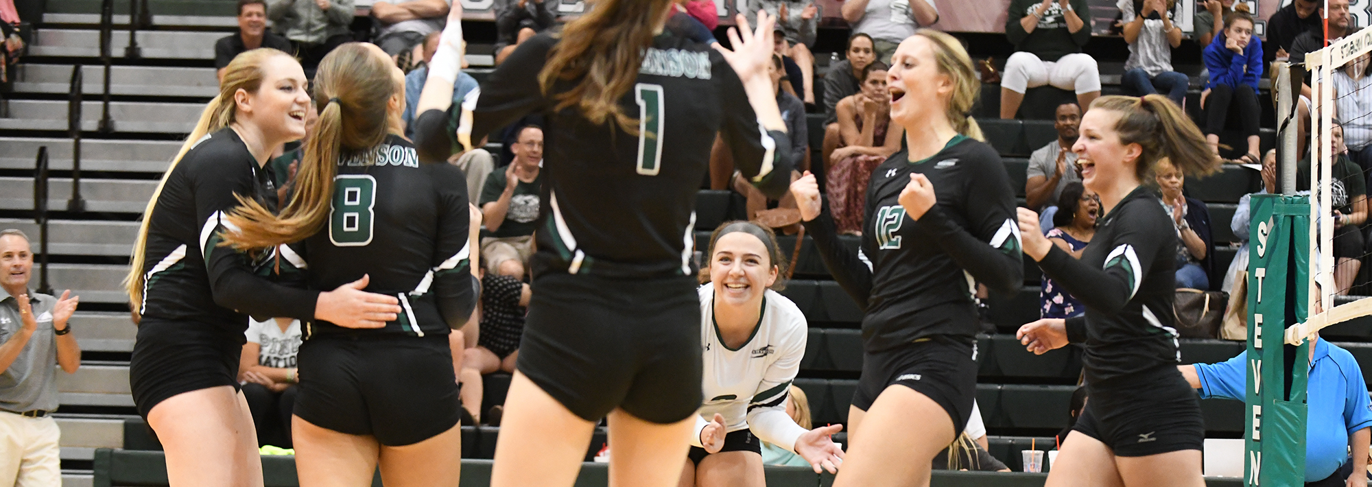 Women's Volleyball Opens MAC Commonwealth Championship Wednesday