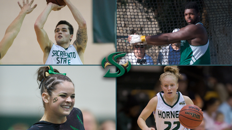 HORNET STUDENT-ATHLETES EARN 35 WINTER ALL-ACADEMIC AWARDS