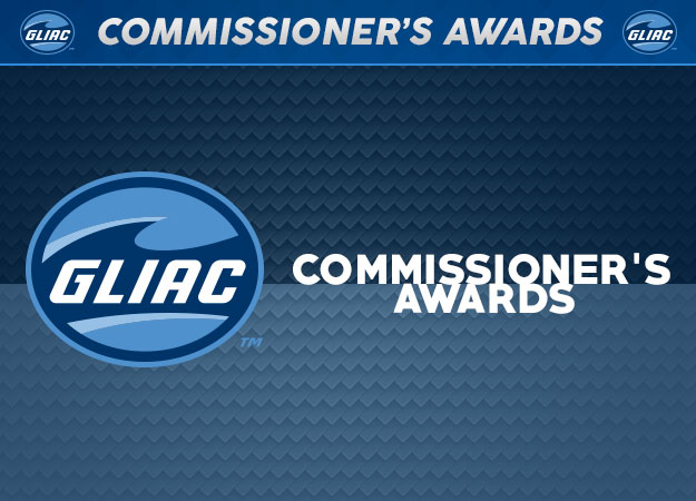 GLIAC Winter 2016-17 Commissioner's Award Recipients Announced