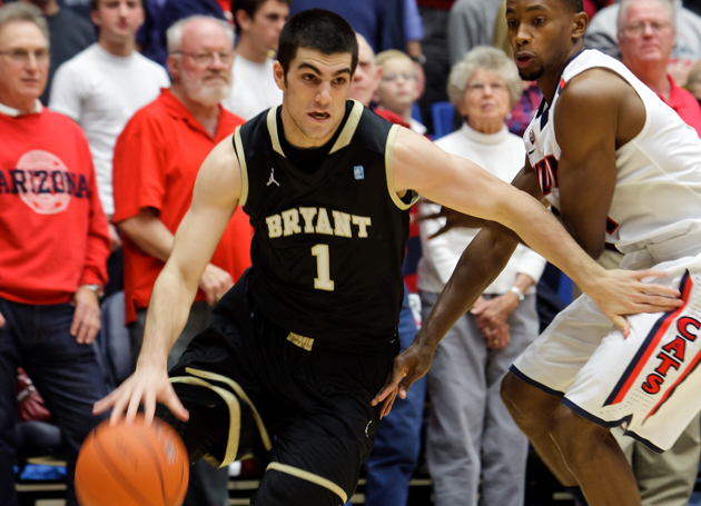 Bryant looks for record eighth NEC win at Monmouth