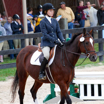 Riding Closes Out Fall Slate With Dominant Performance at Second Home Show