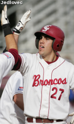 SCU Baseball Topped By LMU, 14-8