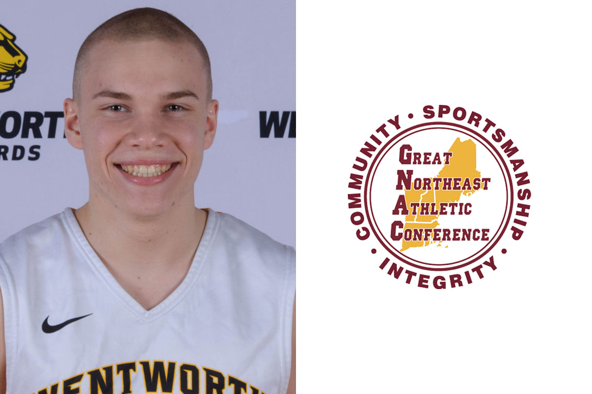 Klembczyk Named GNAC Rookie and Defensive Player of the Week