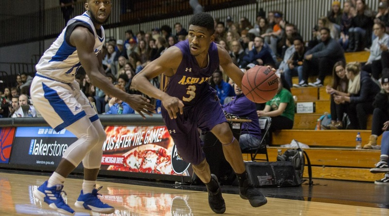 No. 19 Ashland Moves To 8-0 With Wire-To-Wire Road Win