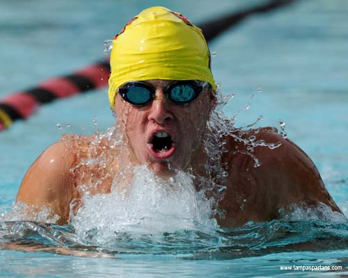 Tampa Swimmers Return to Action on Saturday