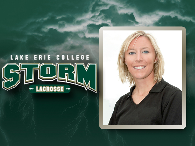 Jillian Howley Named Women's Lacrosse Coach