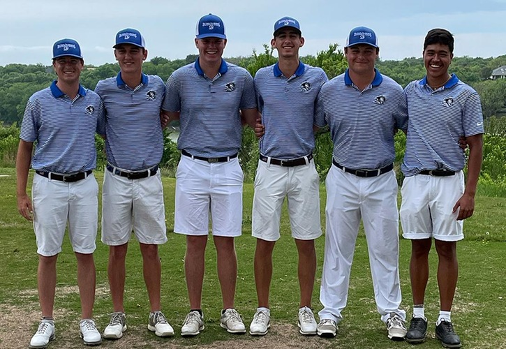 No. 16 Blinn Men's Golf To Compete At Nationals May 10-13