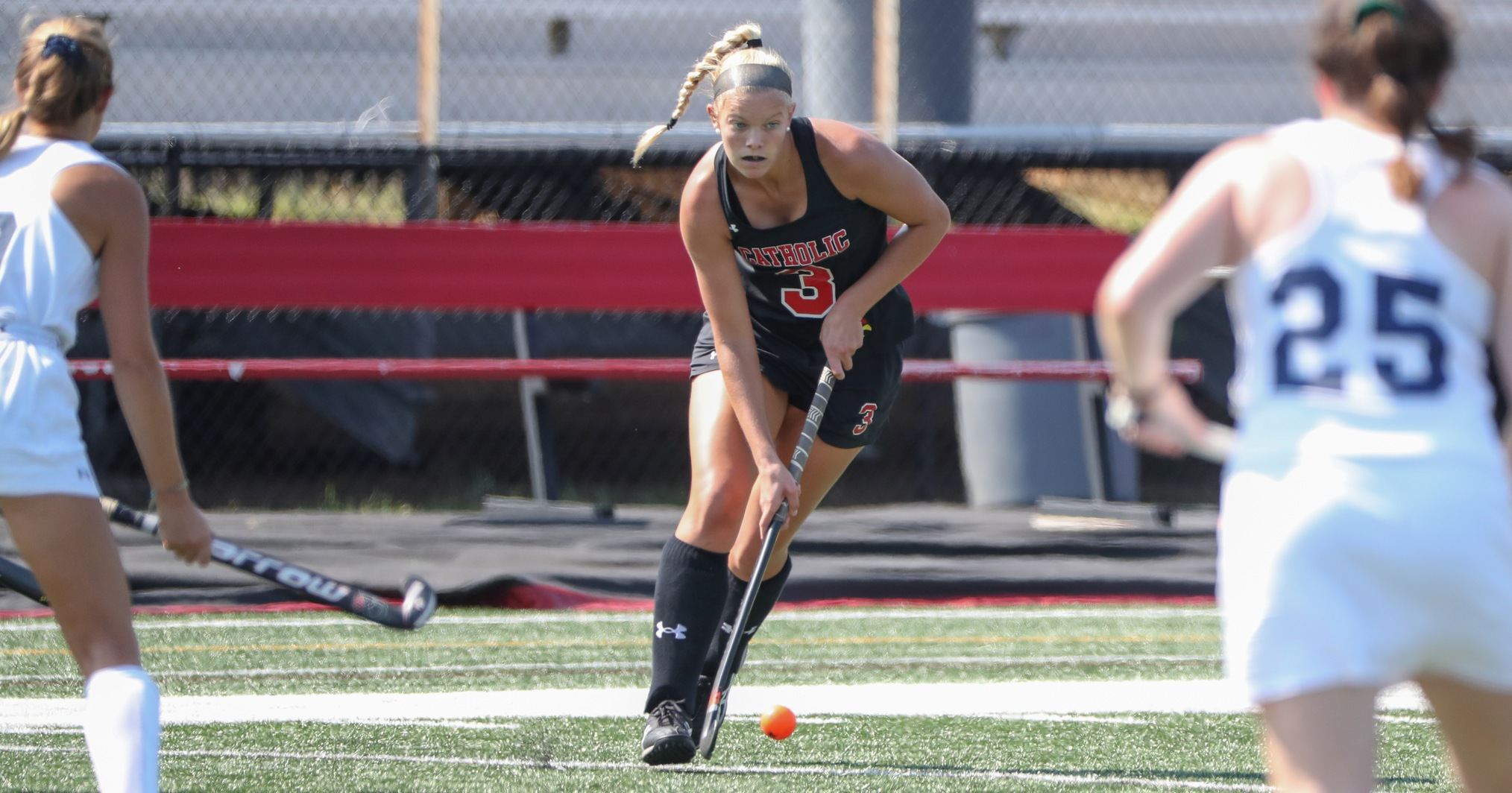 Anderson's Second Hat Trick Leads Cardinals Over Gators