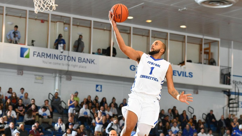 Four in Double-Figures for Men's Basketball in 79-58 Win Over Penn State Wilkes-Barre