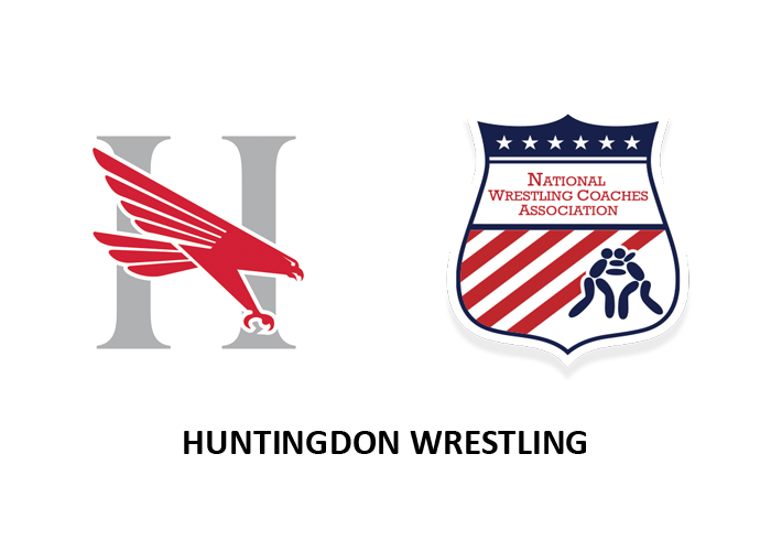 NWCA recognizes Beck and Huntingdon wrestling team