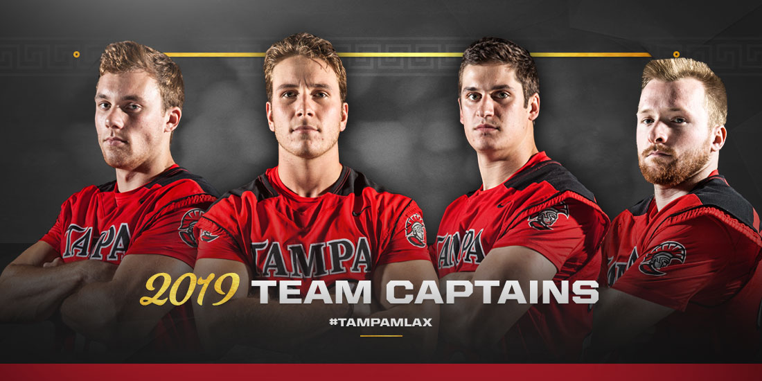 Men's Lacrosse Announces 2019 Team Captains