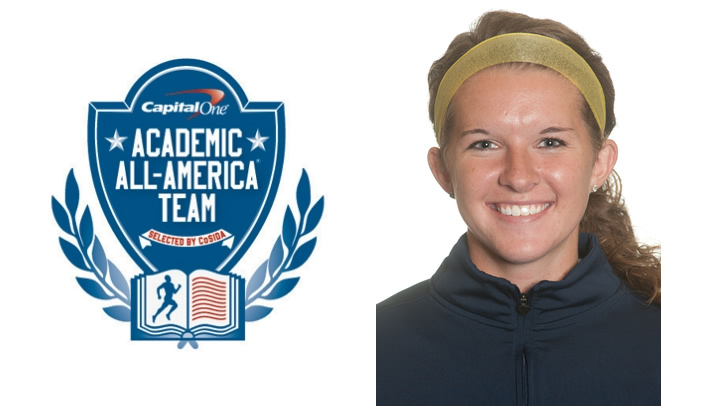 Gina Williams Earns Academic All-American Honors