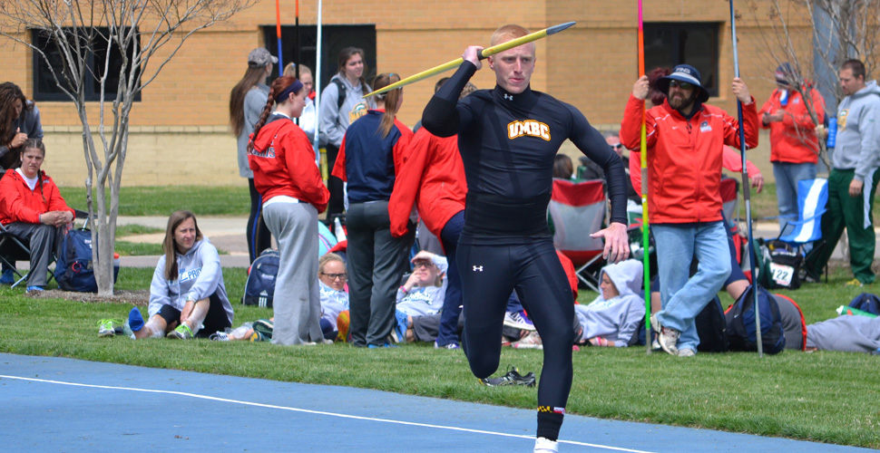 UMBC Track and Field Heads to Vermont for 2014 America East Outdoor Championships