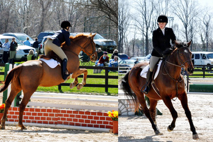 Goucher Riders Capture IHSA Regional Crown