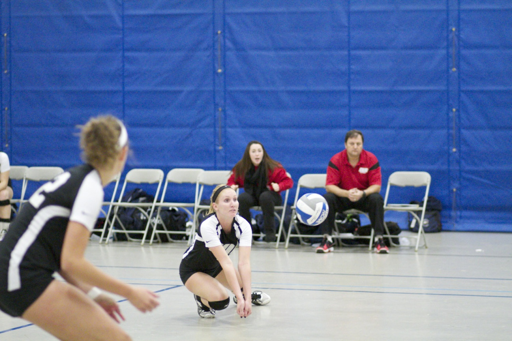 Cardinal Volleyball Ends Tri-Match Action With A Single Victory
