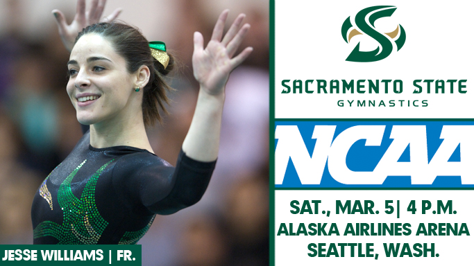 NCAA POSTSEASON BEGINS ON SATURDAY FOR GYMNASTICS