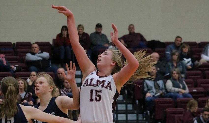 Alma Upended By No. 10 Trine