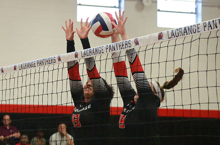 Volleyball: Panthers lose to Piedmont and Covenant at USA South tri-match