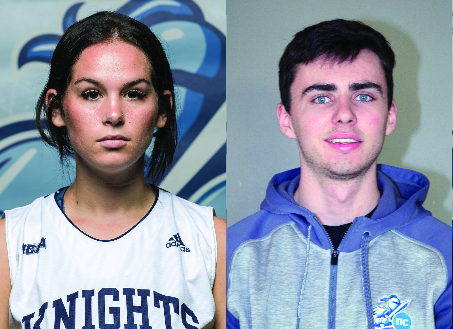 NEWS: Ingribelli and Marshall named Athletes of the Week