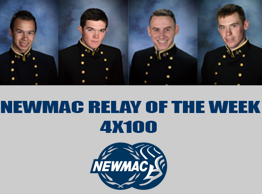 4x100 Earns Weekly Honor