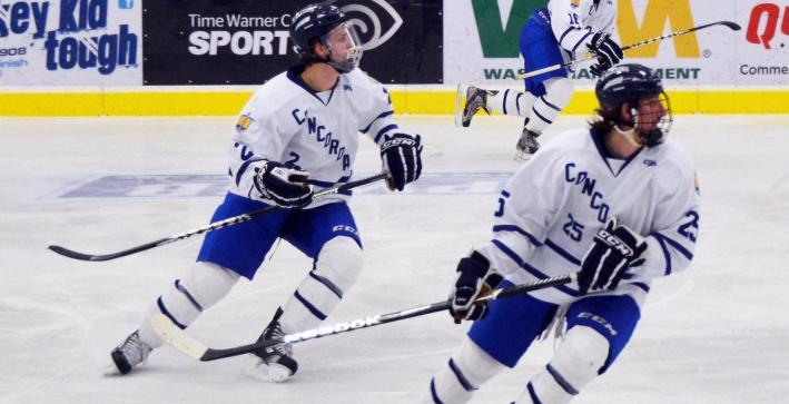 Men's Hockey finishes season on Saturday at home