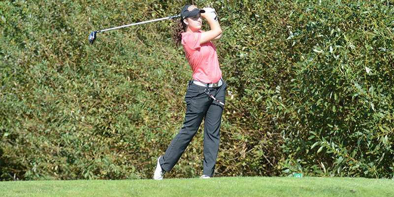 Lexi Towner (Jr., Chico, CA/Chico HS), photo courtesy Pacific University Athletics