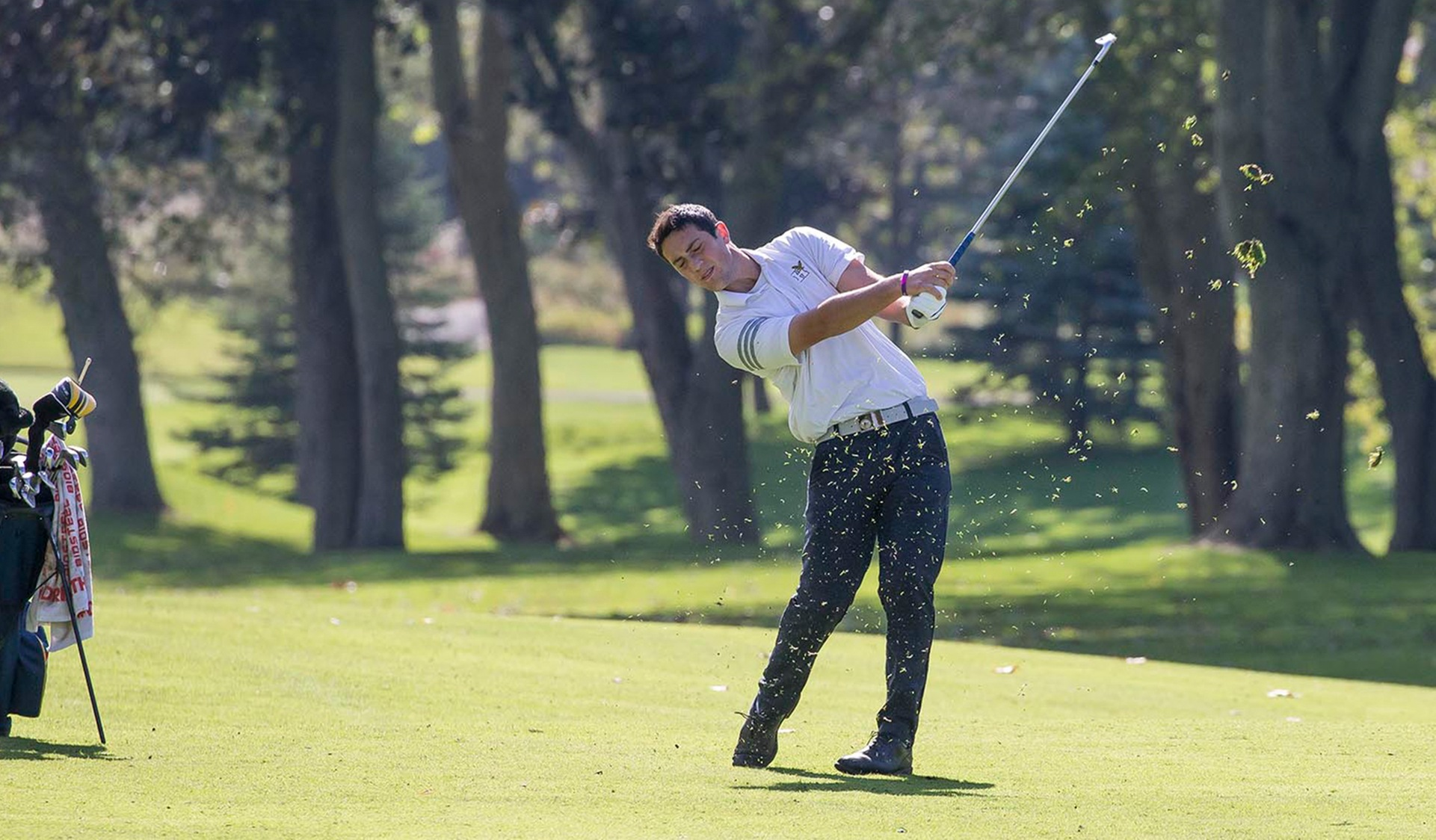 Men's Golf Finish T-Fourth at the RCGA Championship