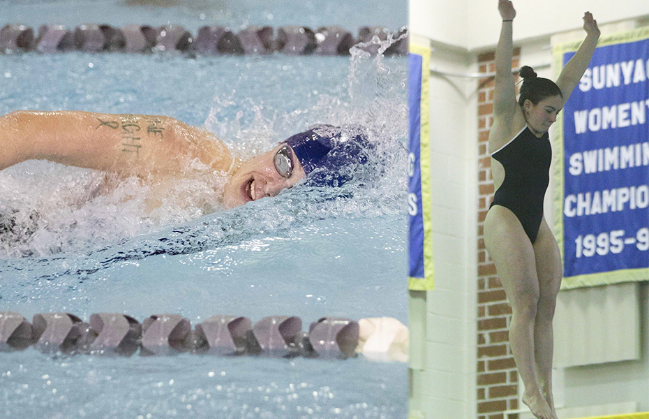 Geneseo Earns PrestoSports Women's Swimming & Diving Awards