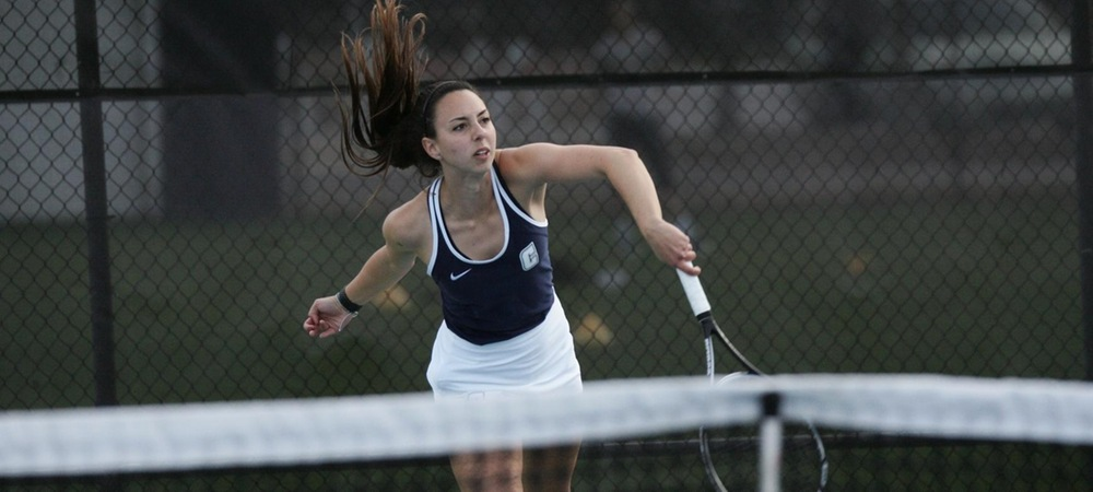 Women's Tennis Drops Tight 5-4 Contest to Lenoir-Rhyne