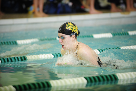 Walega leads McDaniel at F&M Invite