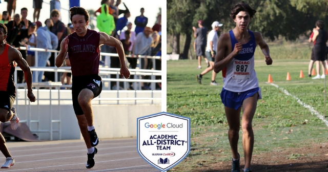 Bohlinger, Reischling Garner Cross Country/Track & Field Google Cloud Academic All-District Accolades