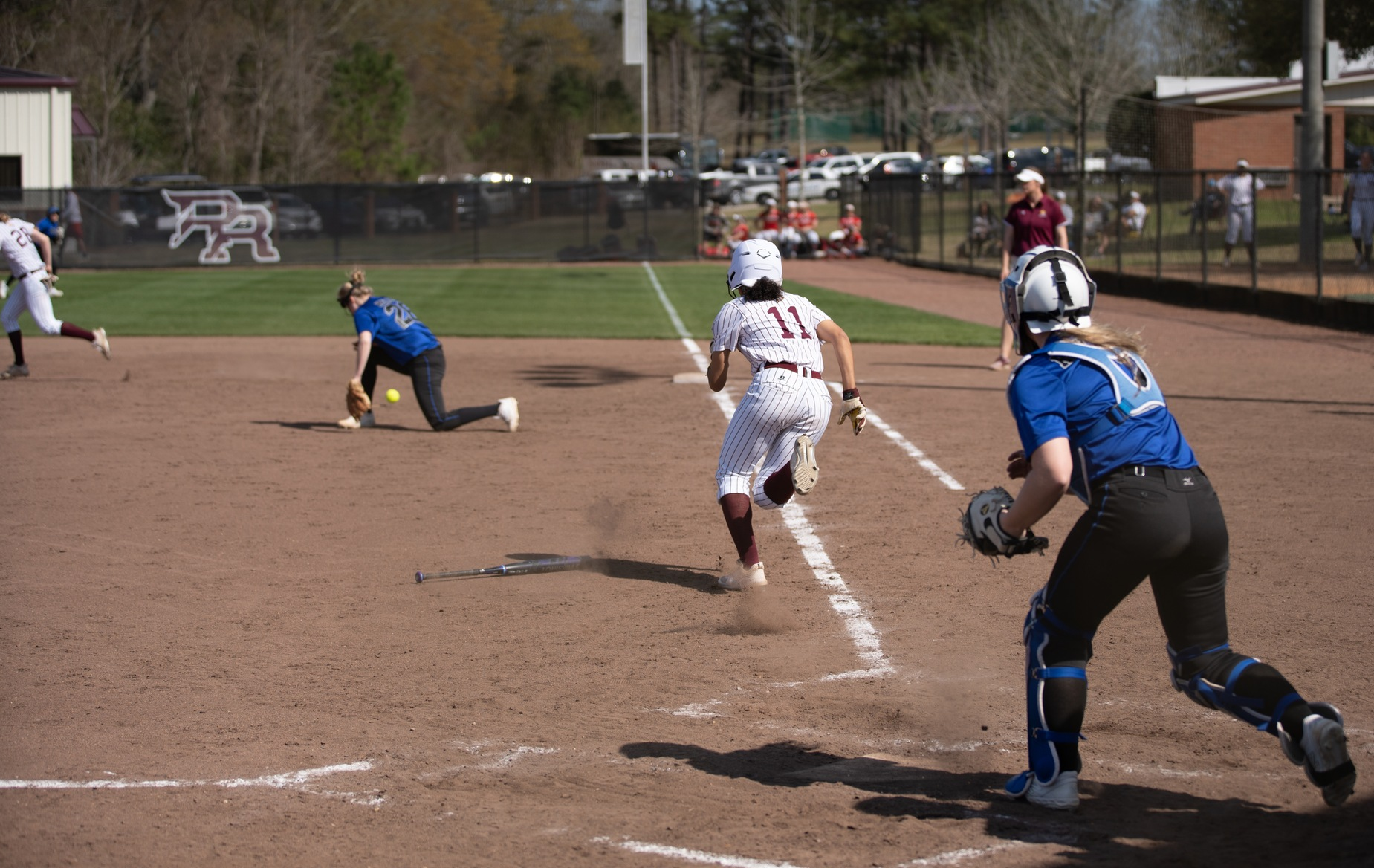 Pearl River breaks out against NWFSC to split doubleheader