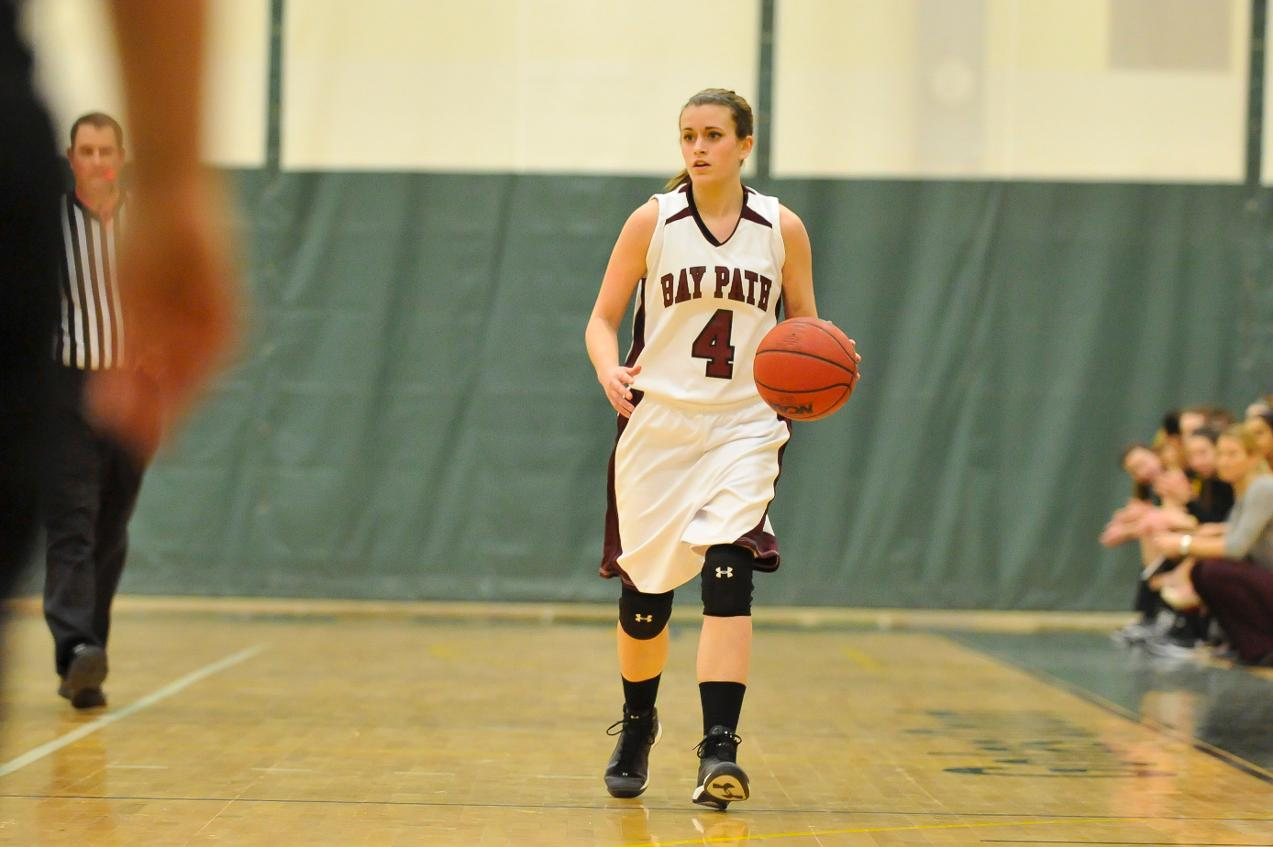 Newbury Tops Bay Path 65-57 in NECC Women's Basketball