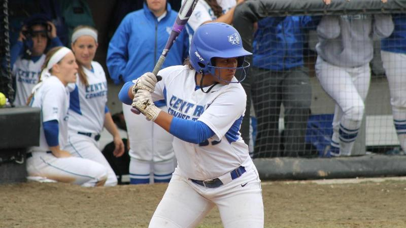 Softball Closes Season on Day 2 of NEC Tournament